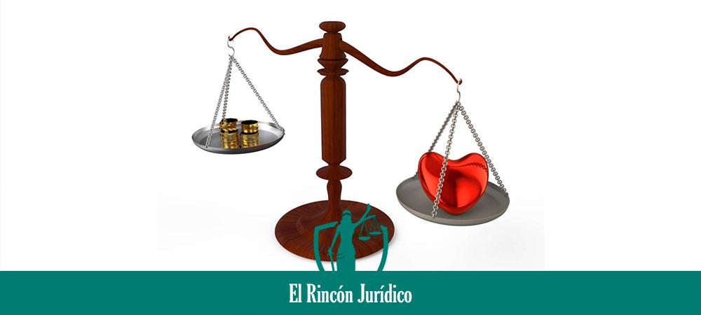 Diferencia entre bienes gananciales y privativos